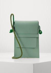 PB 0110 - Across body bag - jade - 0