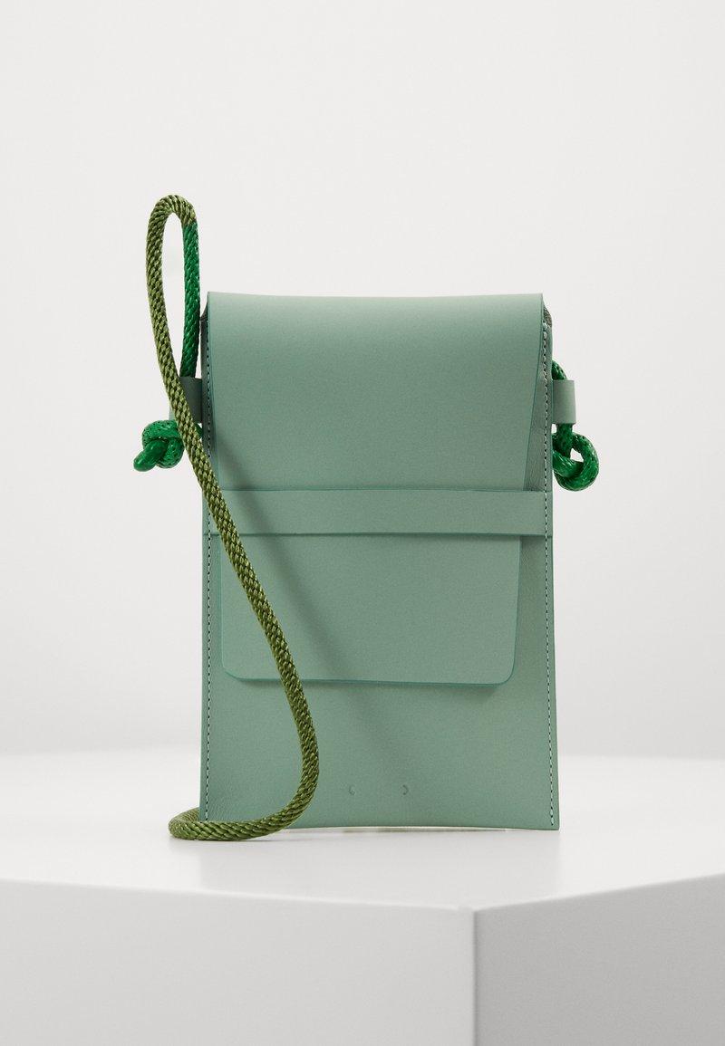 PB 0110 - Across body bag - jade