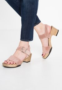 Softclox - KEA - Clogs - rose/kaleido - 0