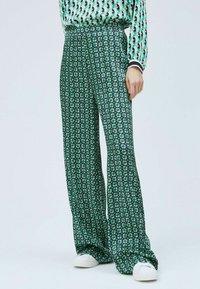 Pepe Jeans - PAULA - Trousers - multi - 0