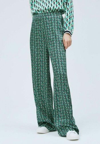 PAULA - Trousers - multi
