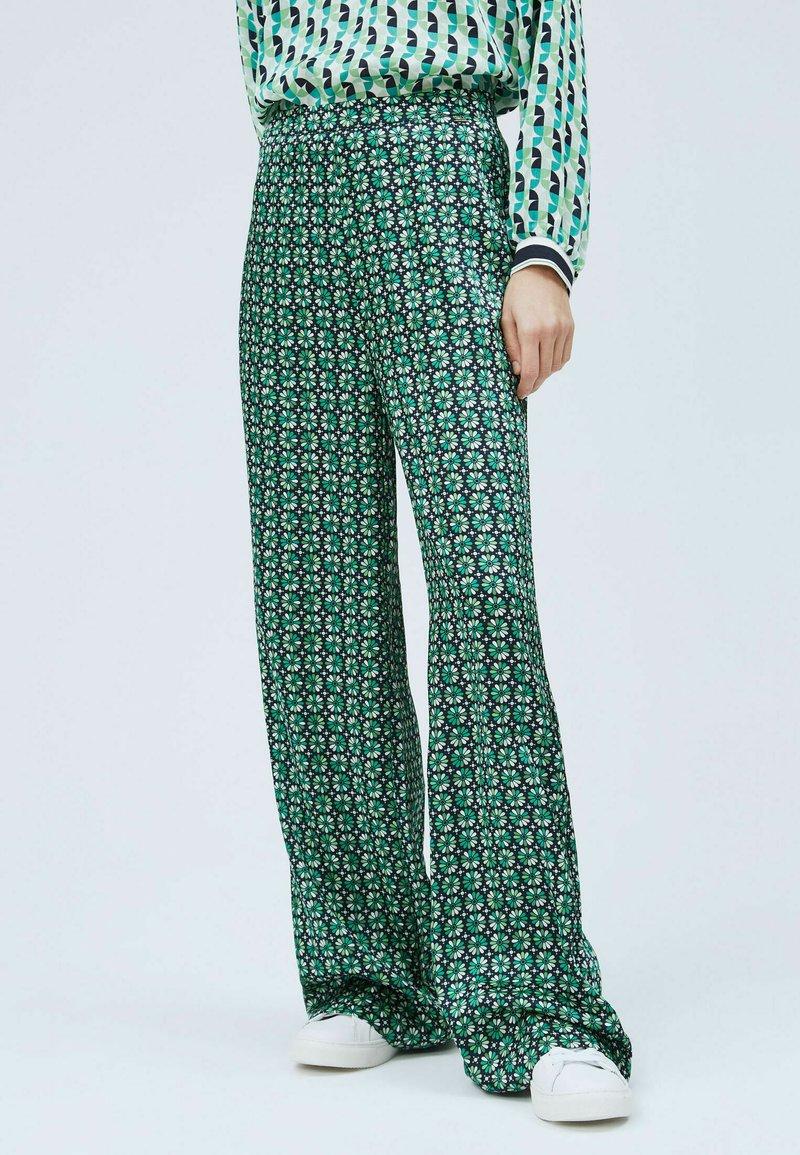 Pepe Jeans - PAULA - Trousers - multi