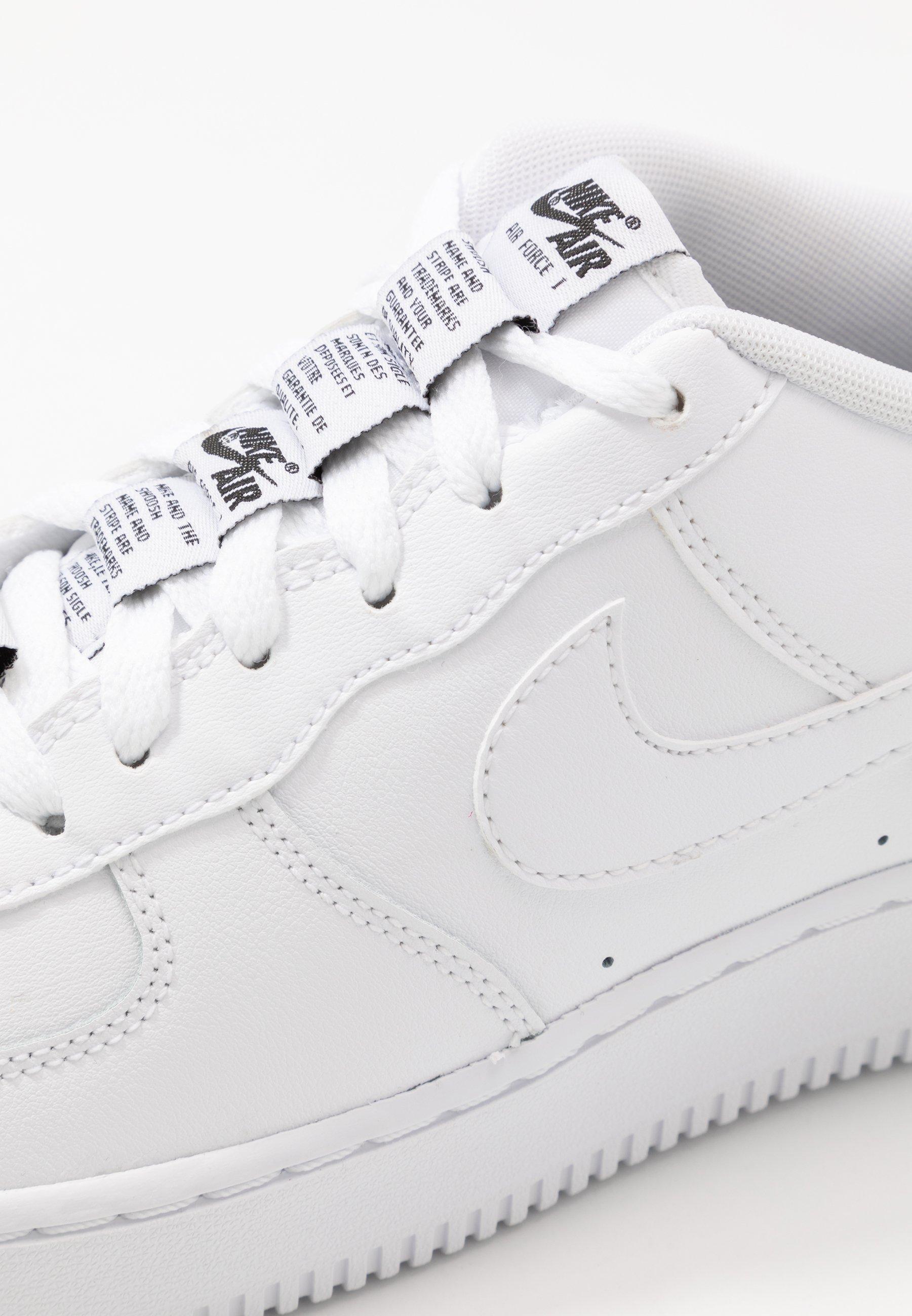 AIR FORCE 1 LV8 3 Sneakers laag whiteblack