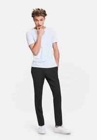 WE Fashion - DALI - Pantalon de costume - black - 1