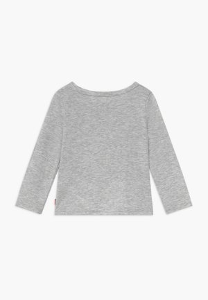 GRAPHIC - Long sleeved top - light gray heather