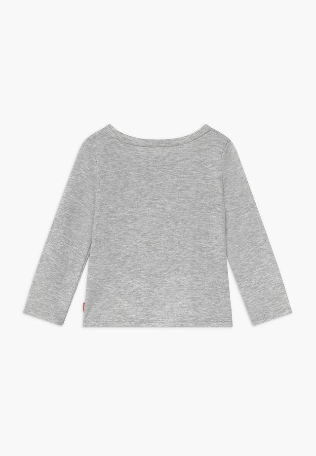 GRAPHIC - Maglietta a manica lunga - light gray heather