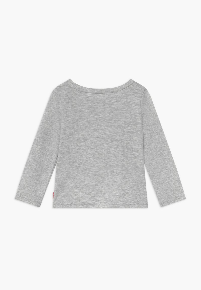 Levi's® - GRAPHIC - Long sleeved top - light gray heather