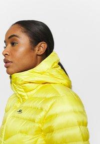 J.LINDEBERG - EMMA  - Down jacket - banging yellow - 4