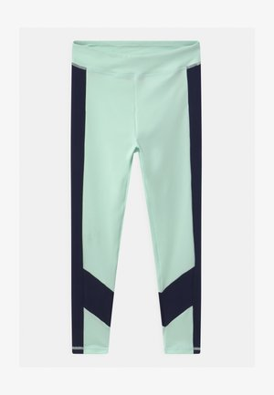 GIRLS BLOCKED  - Leggings - mint