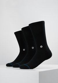 Stance - ICON 3 PACK - Socks - black - 0