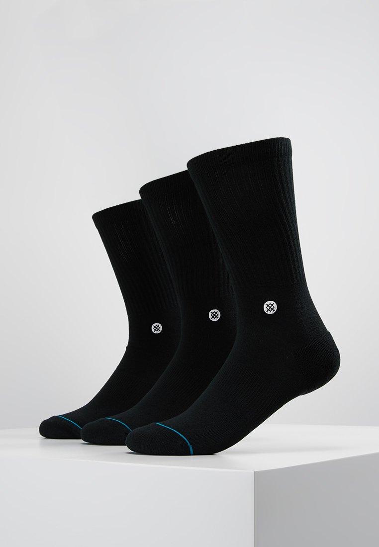 Stance - ICON 3 PACK - Socks - black