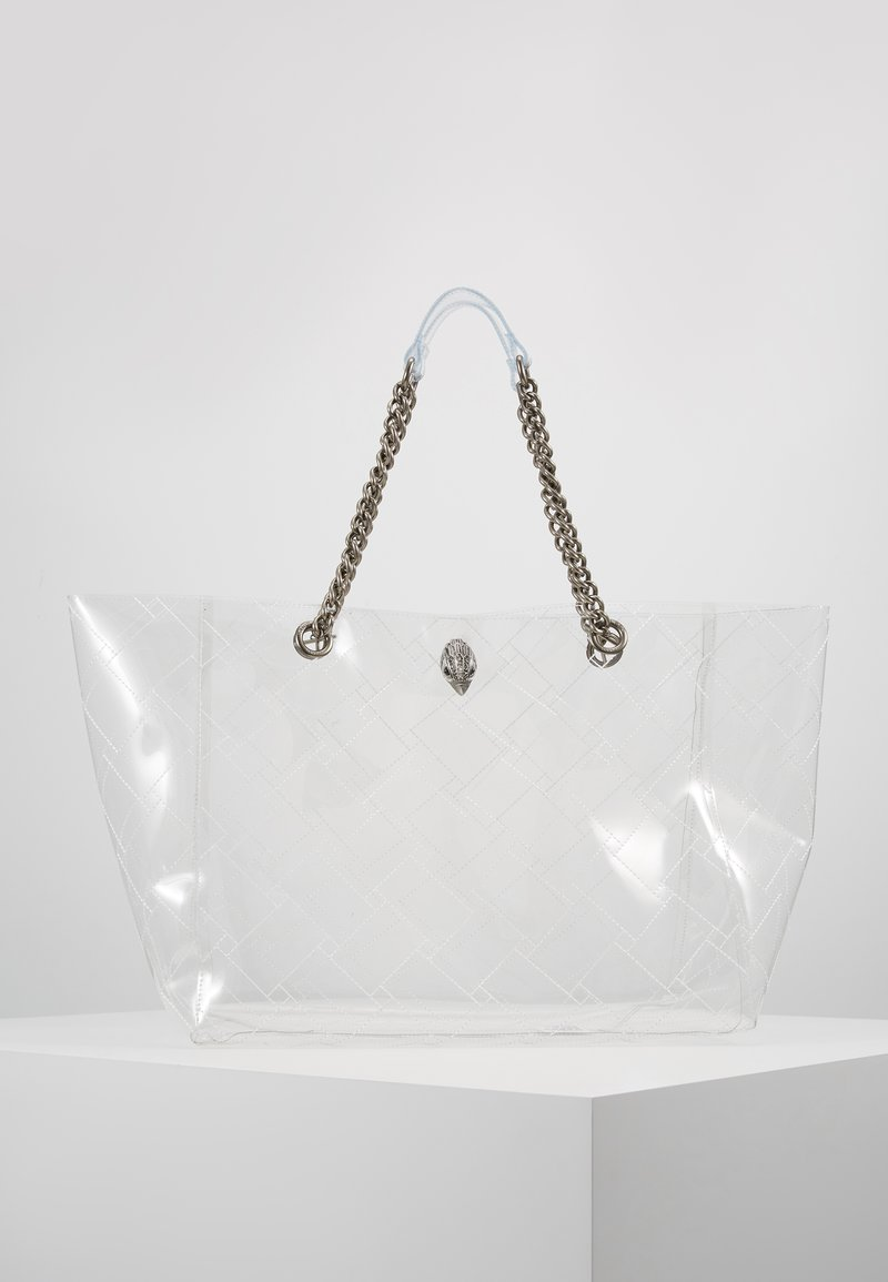 Kurt Geiger London - KENSINGTON - Tote bag - white