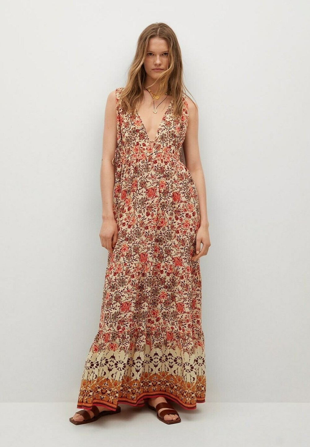 Women SAFFRON - Maxi dress