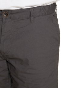 TOM TAILOR MEN PLUS - Shorts - tarmac grey - 3
