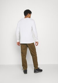 The North Face - BERKELEY FIELD PANT UTILITY - Trousers - brown - 2