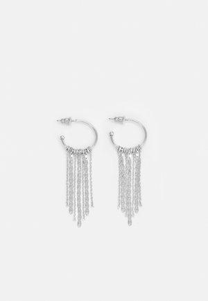 EARRINGS CHERISHED - Ohrringe - silver-coloured
