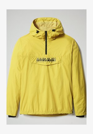 RAINFOREST - Light jacket - yellow moss