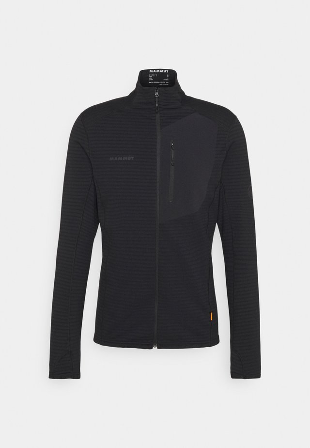 ACONCAGUA LIGHT JACKET  - Fleece jacket - black