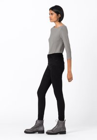 HALLHUBER - Long sleeved top - gris argenté - 2