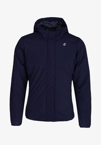 K-Way - MICRO RIPSTOP MARMOTTA - Outdoor jacket - blue maritime-blue depht - 0