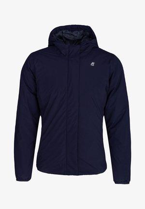 MICRO RIPSTOP MARMOTTA - Outdoor jacket - blue maritime-blue depht