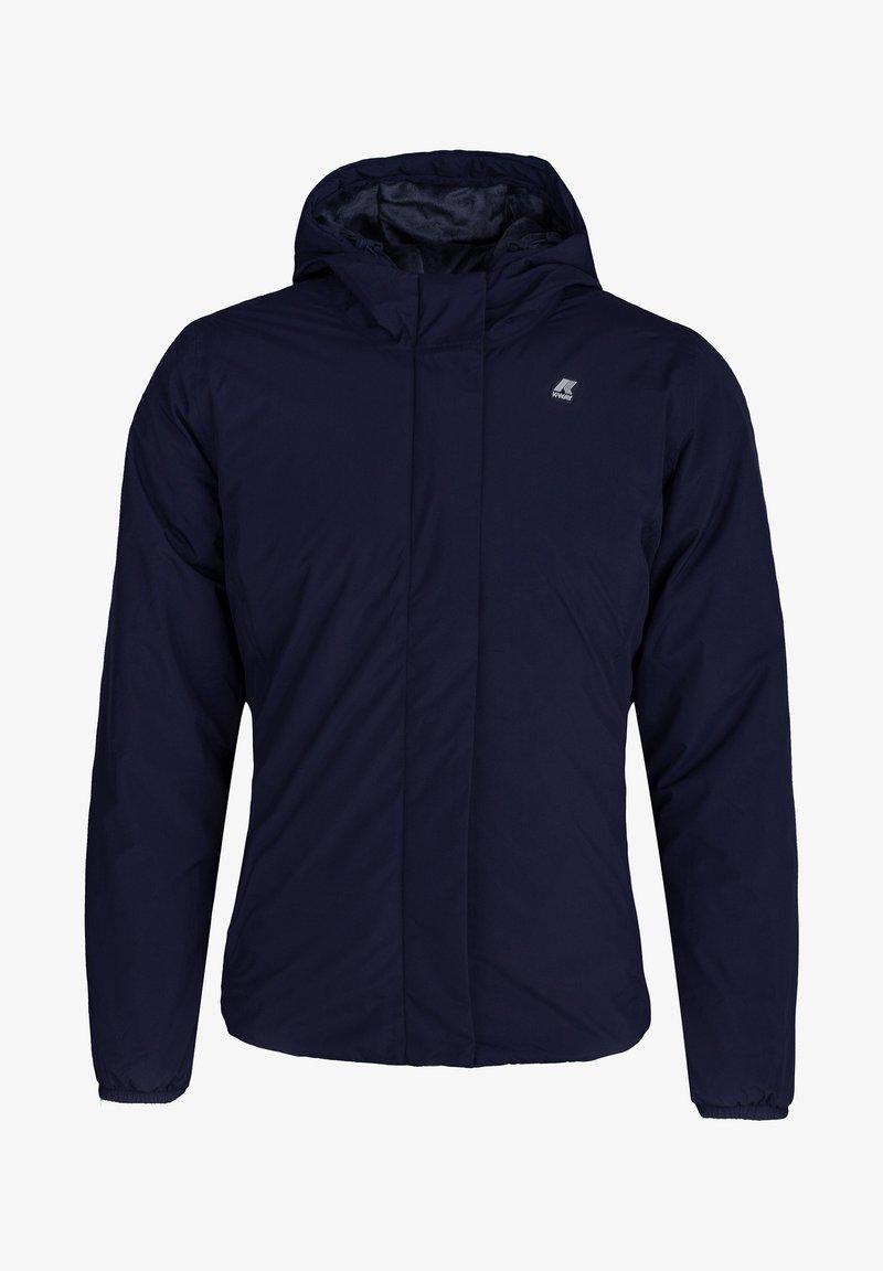 K-Way - MICRO RIPSTOP MARMOTTA - Outdoor jacket - blue maritime-blue depht