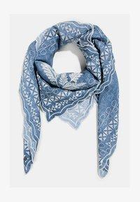 edc by Esprit - Foulard - light blue - 1