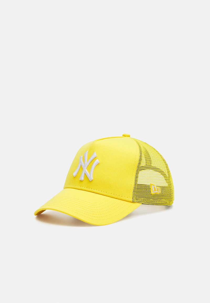New Era - TONAL TRUCKER UNISEX - Cap - yellow