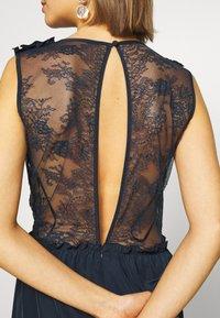 YAS - ELENA BRIDESMAIDS MAXI DRESS - Robe de cocktail - dark sapphire - 4