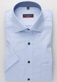 Eterna - MODERN FIT - Shirt - light blue - 4
