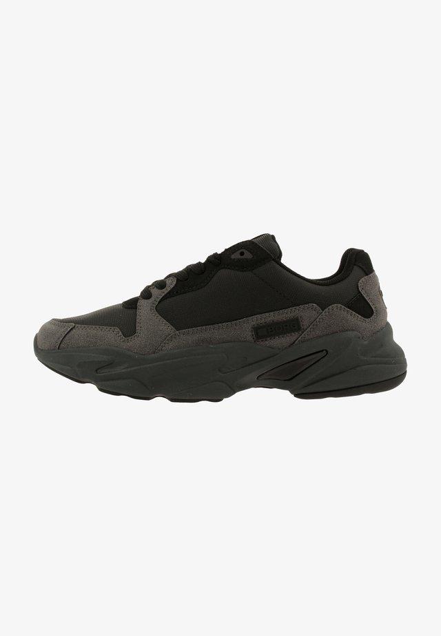 Sneakers laag - blak-grey