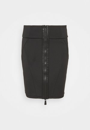 SHEILA  - Pencil skirt - jet black