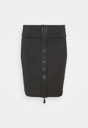 SHEILA  - Pencil skirt - jet black
