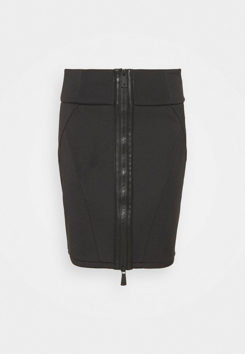 Guess - SHEILA  - Pencil skirt - jet black
