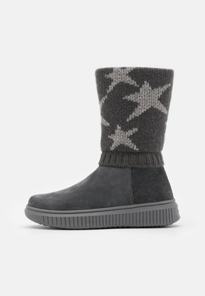 DISCOMIX GIRL - Boots - dark grey