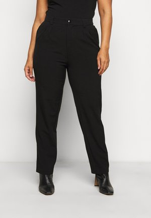 CARRENEE PANT - Bukse - black