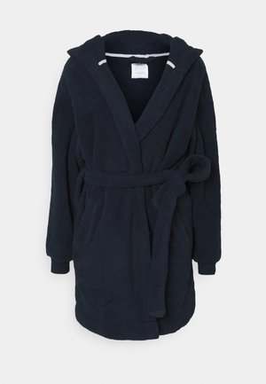 LOUNGING ROBE - Dressing gown - navy