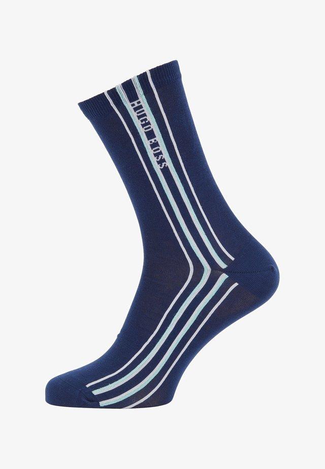 Strømper - blue