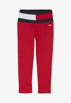 SPORT FLAG - Leggings - haute red