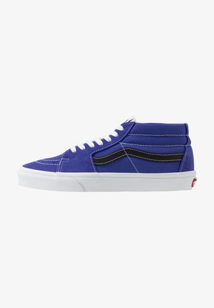 SK8 MID - Sneakersy wysokie - royal blue/true white
