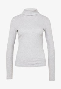 New Look - ROLL NECK - Svetr - grey niu - 3