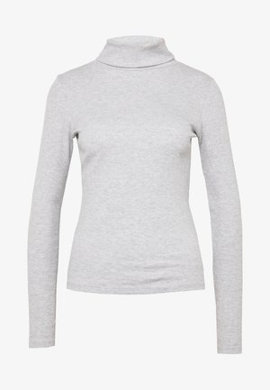 ROLL NECK - Strikpullover /Striktrøjer - grey niu