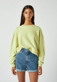 PULL&BEAR - Sweatshirt - green - 0