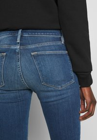 Frame Denim - HIGH - Skinny-Farkut - blue denim