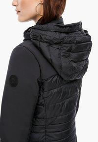 s.Oliver - Light jacket - black - 5