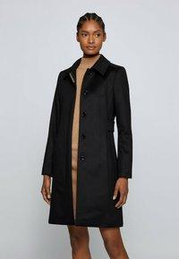 BOSS - CASENA - Classic coat - black - 0