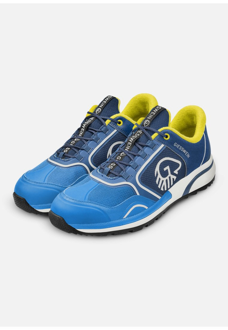 Giesswein WOOL CROSS X - Sneaker low - turquoise/türkis - Herrenschuhe 2O662