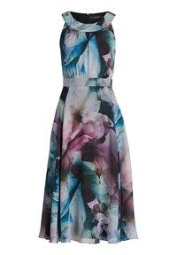 Vera Mont - Cocktail dress / Party dress - dark blue/pink - 0