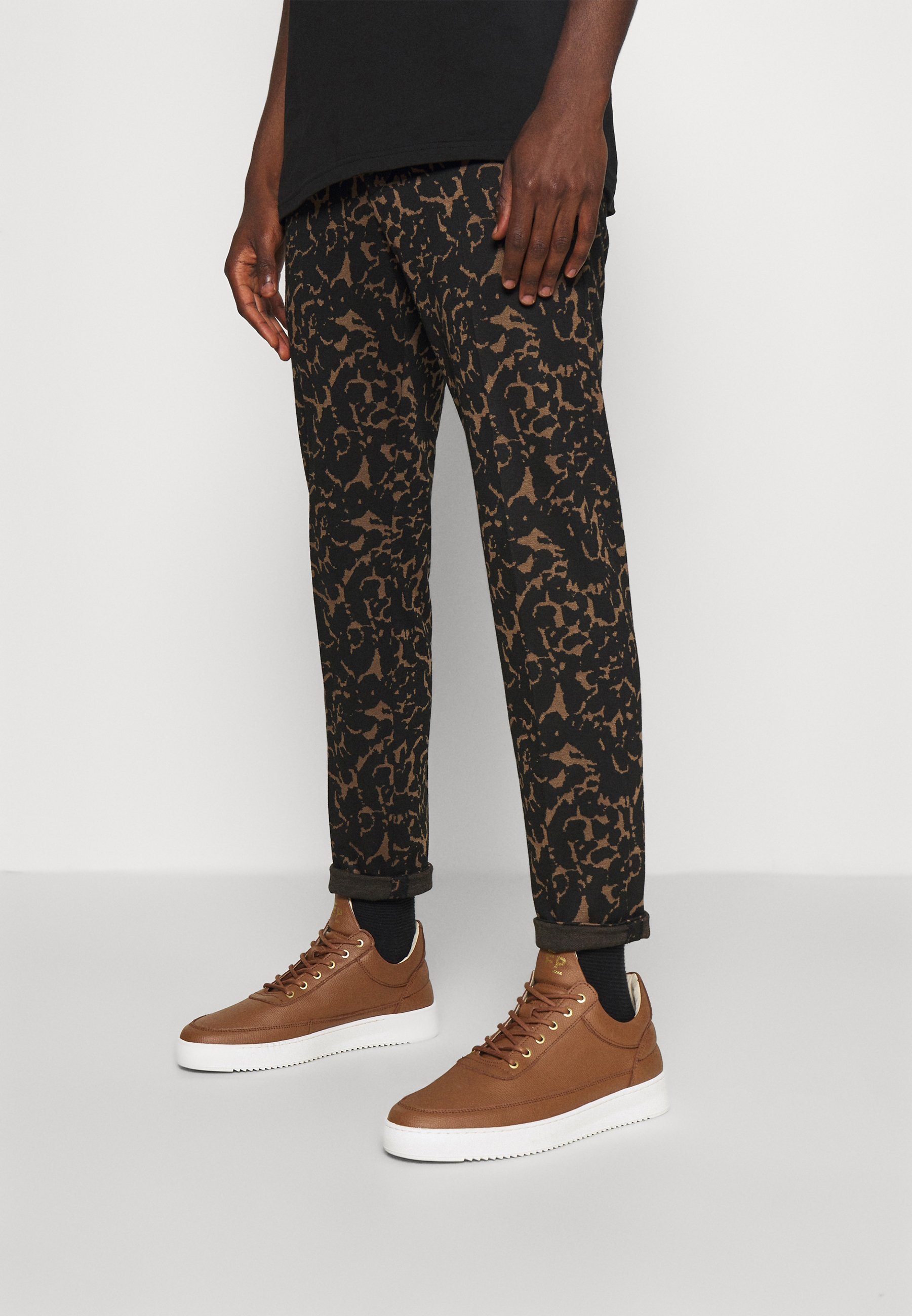 Homme LOW TOP CRUMBS - Baskets basses