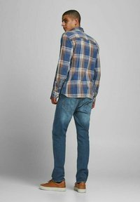 Jack & Jones - Jeans straight leg - blue denim - 2